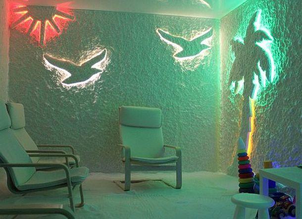 В новочеркасском детском саду открылась соляная комната
