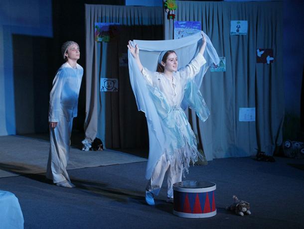 Студия новочеркасского театра прошла в финал детского театрального фестиваля