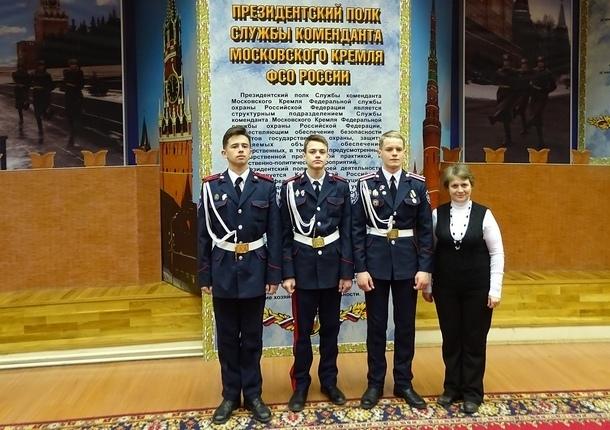 Новочеркасские кадеты стали призерами Всероссийского конкурса сочинений
