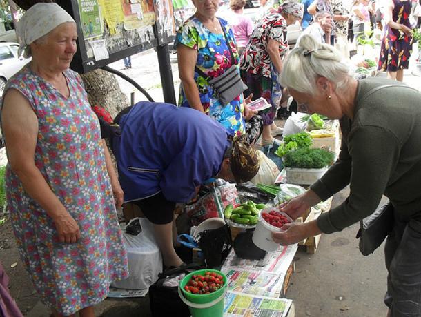 Борьбу администрации Новочеркасска с незаконной торговлей и объявлениями, горожане назвали «охотой на ведьм»