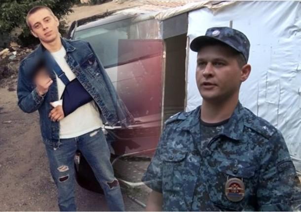 Полицейский из Азова пытался спрятать тело сбитого им 21-летнего новочеркасца
