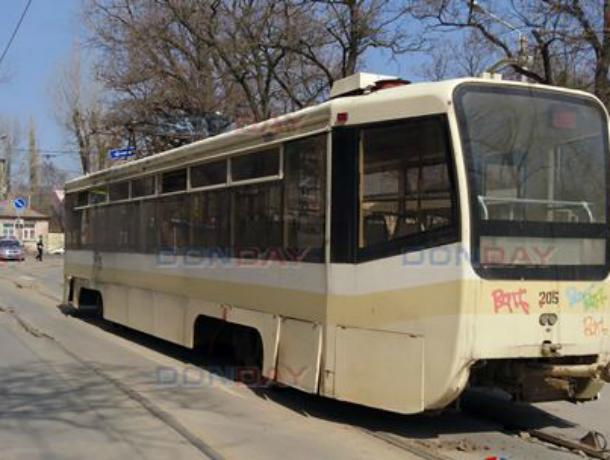 Новочеркасский трамвай решил «убежать» из города