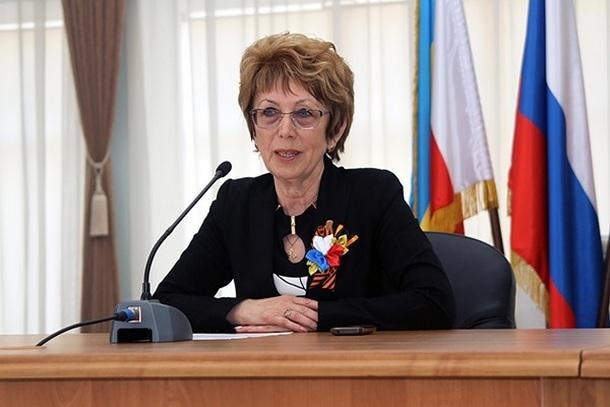 Лариса Конюшинская отчитается перед новочеркасцами