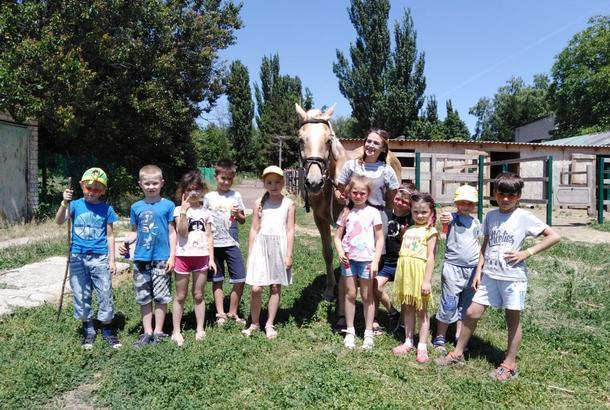 В Новочеркасске отметили праздник молодых защитников природы