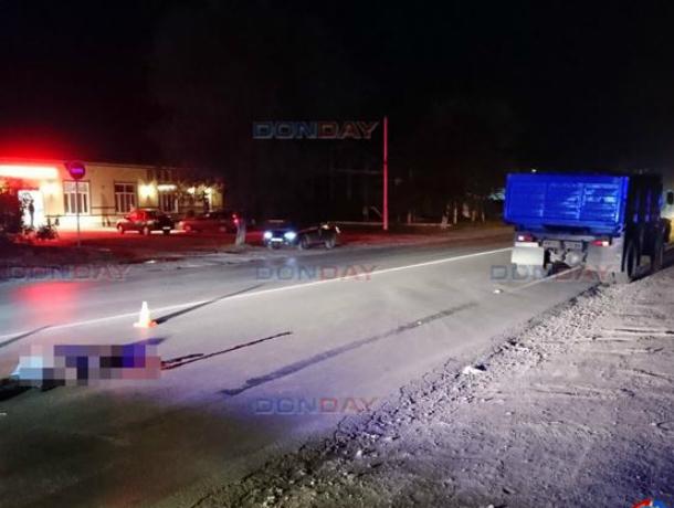 80-летняя старушка погибла под колесами грузовика с углем в Новочеркасске