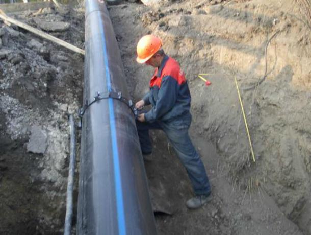 Более 14,5 миллионов рублей потратит новочеркасский водоканал на капремонт водовода по улице Флерова