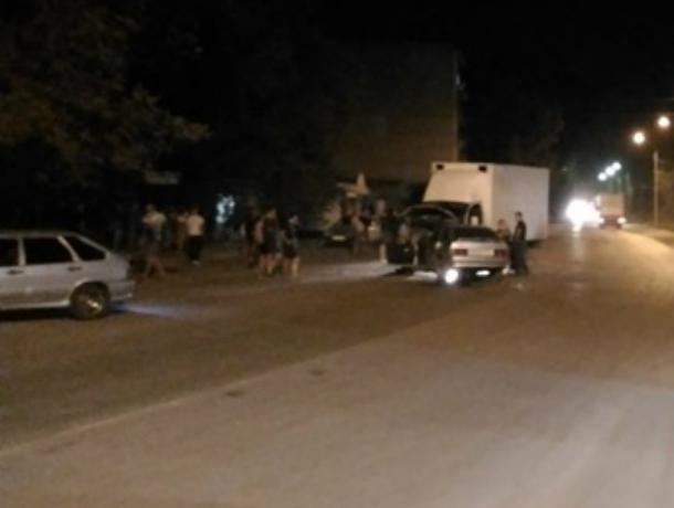 Подвыпившая автоледи пошла на таран «Газели» в Новочеркасске