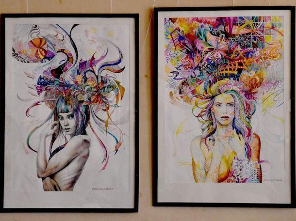Новочеркасцев приглашают на выставку художника, создающего необычные коллажи