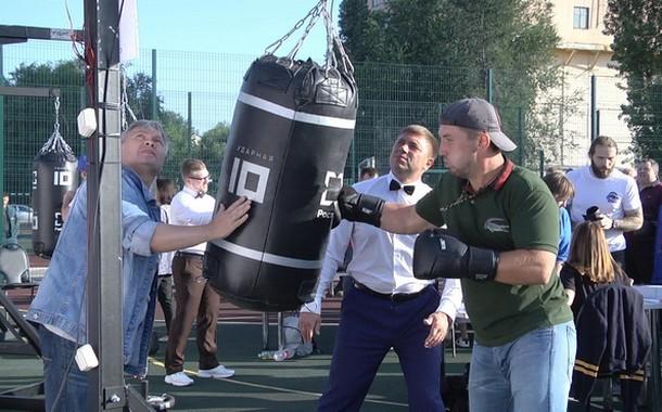 В Новочеркасске заводчане испытали силу удара
