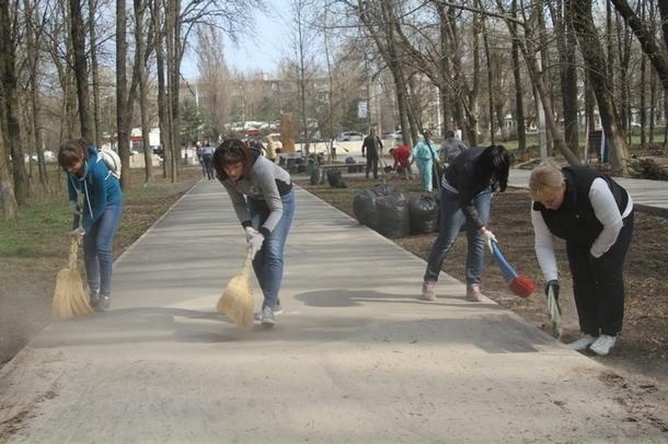 В Новочеркасске выберут самую чистую территорию
