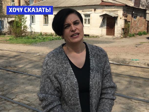 «Убитые» трамвайные рельсы создают серьезные проблемы для горожан, - Наталья Цвирова