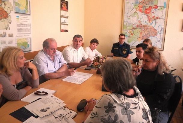 Готовь сани летом: в Новочеркасске прошло заседание штаба по подготовке к зиме