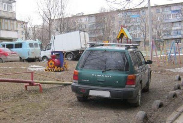 В Новочеркасске хотят создать парковочные зоны