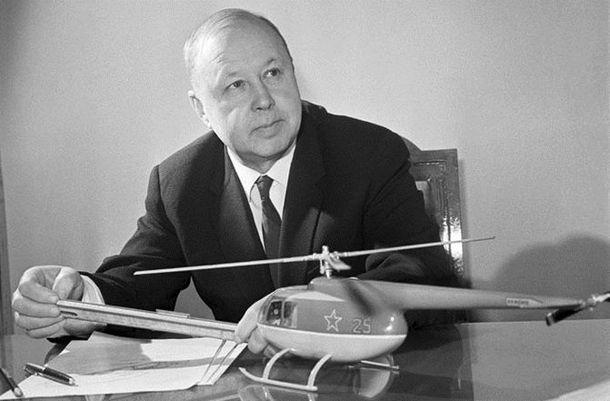Календарь: 110 лет со дня рождения выпускника новочеркасского политеха, авиаконструктора Михаила Миля