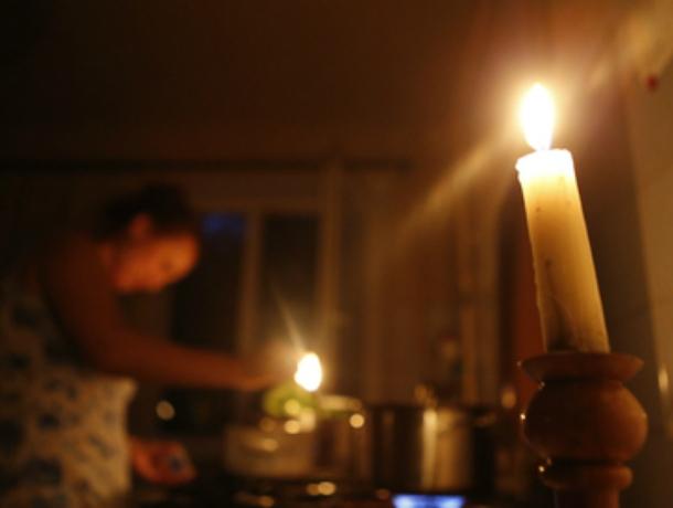 Около двадцати улиц Новочеркасска на день лишат электроэнергии