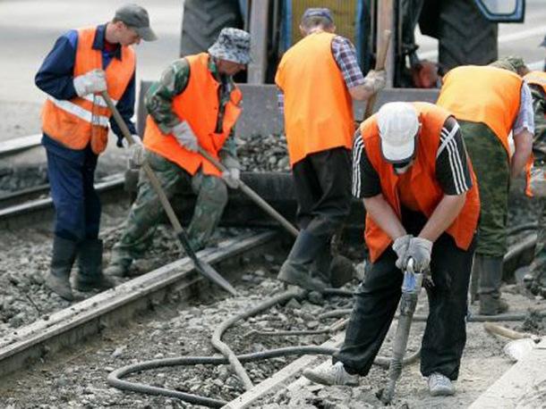 В Новочеркасске снова не нашли подрядчика на ремонт трамвайного пути