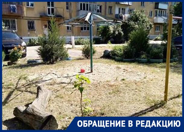 «Наши дети играют в песочнице с травой и фекалиями животных», - жительница Новочеркасска