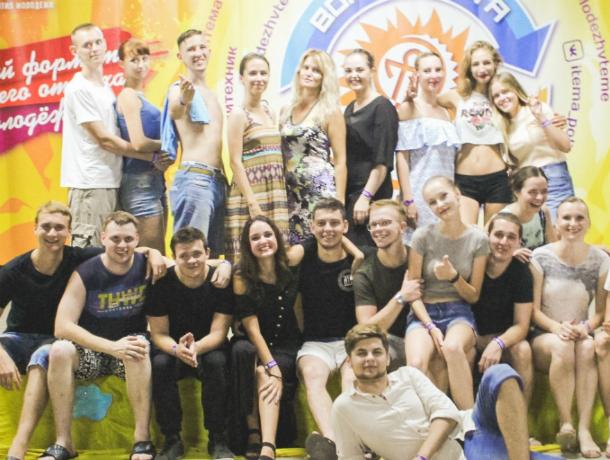 «Звезда Черноморья» засияла на базе новочеркасского политеха