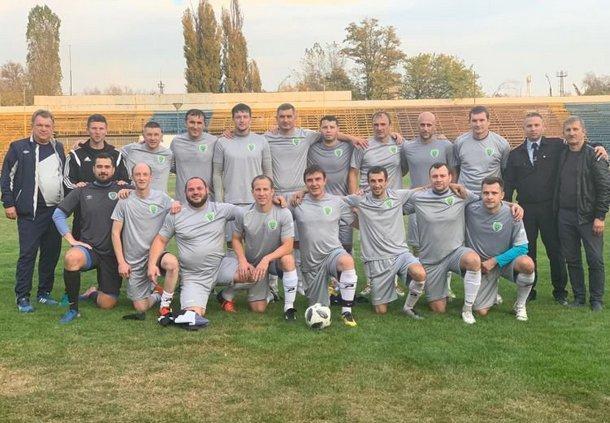 Новочеркасский «Арсенал» выиграл Кубок Федерации футбола среди ветеранов