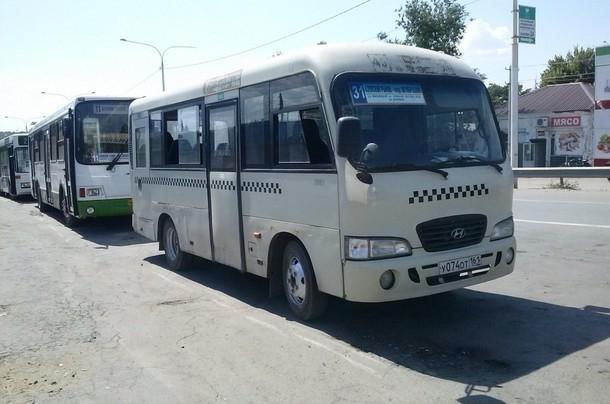 Официальный перевозчик из Новочеркасска пожаловался на областной Минтранс