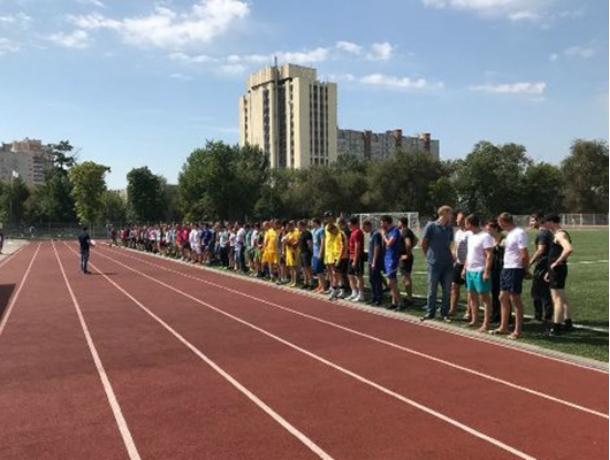 Футболисты новочеркасского СИЗО стали лучшими в Ростовской области
