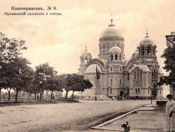 История: как Новочеркасск стал столицей донских казаков