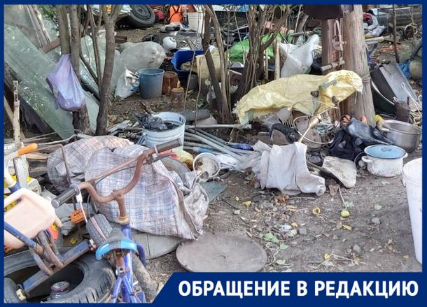 «В соседском мусоре комфортно только крысам», - новочеркасцы