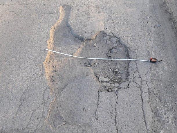 Дождались: в Новочеркасске отремонтируют дорогу на улице Сарматской