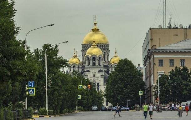 В Новочеркасск вернулись дожди