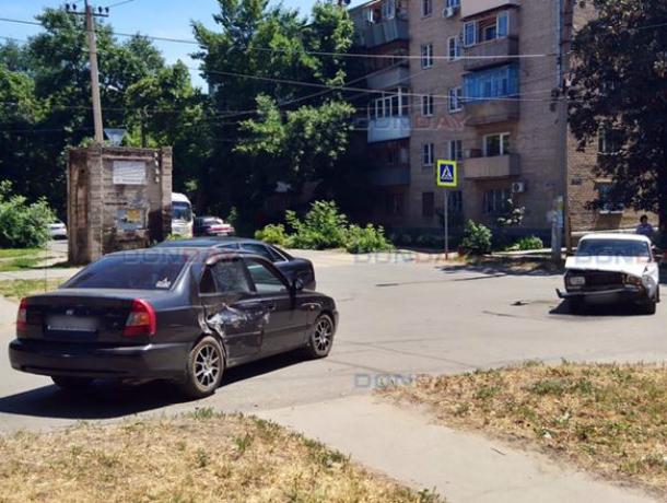 Пьяный автомобилист на  «семерке» устроил аварию в Новочеркасске