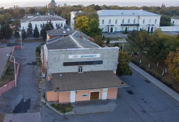 Здание бывшего планетария в Новочеркасске ушло с молотка