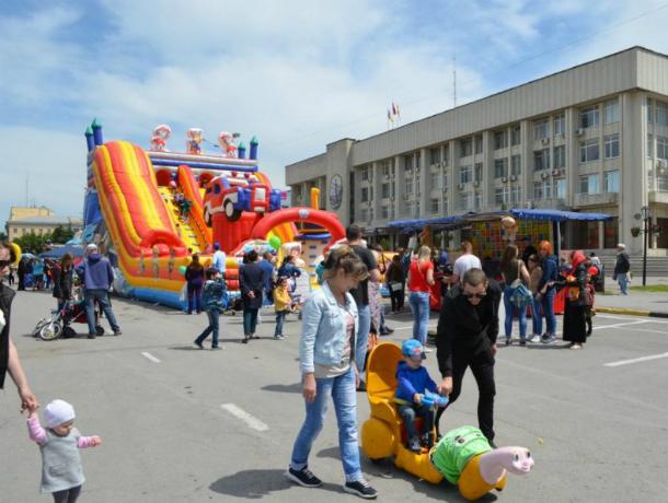 В День города в Новочеркасске пройдет молодежный фестиваль