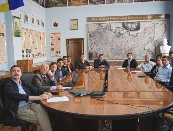 В новочеркасском политехе прошла международная научно-техническая  конференция «Пром-Инжиниринг»