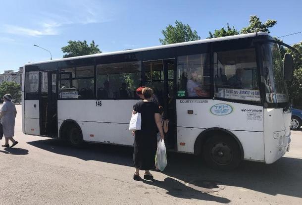 В Новочеркасске снова не досчитались автобусов