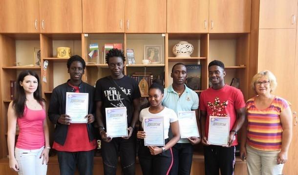 В Новочеркасске студенты-иностранцы выиграли олимпиаду по русскому языку