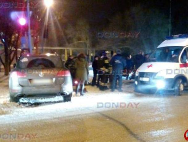 Еще одна девушка пострадала в тройном ДТП в Новочеркасске