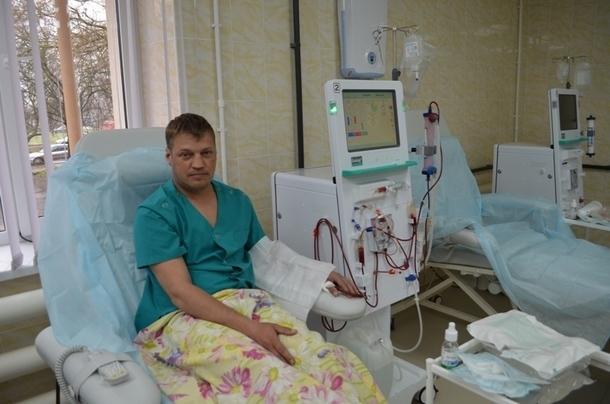 В Новочеркасске открылся гемодиализный центр