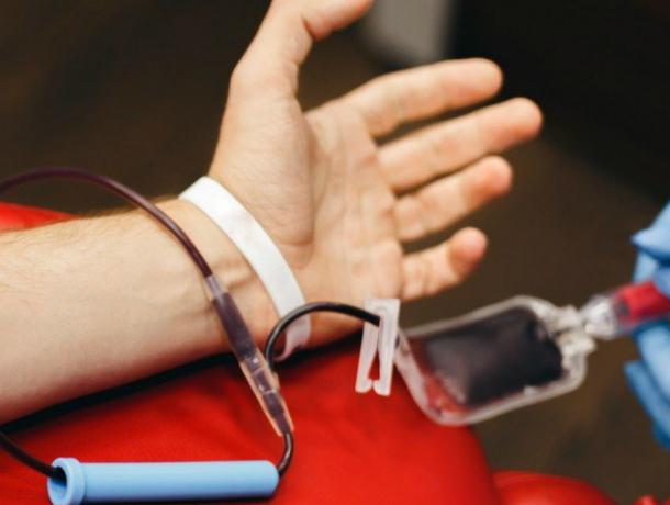 Новочеркасцам предлагают поделиться кровью