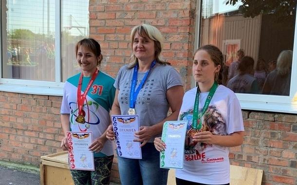 Новочеркасские спортсмены триумфально выступили в VI спартакиаде Дона