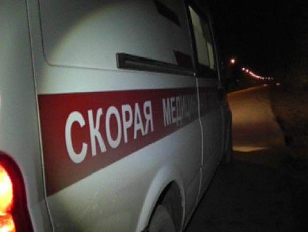 Вылетевшая на встречку «скорая» устроила ночную аварию под Новочеркасском