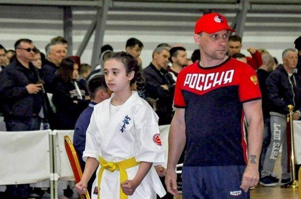 Каратистка из Новочеркасска стала призером юношеского первенства России