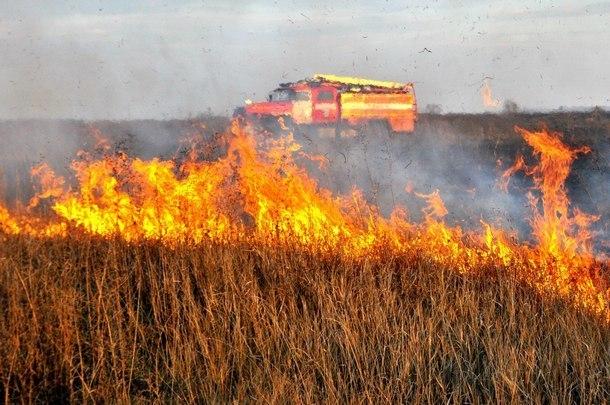 В Новочеркасске ввели особый противопожарный режим