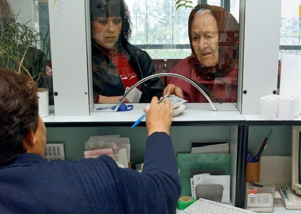 Новочеркасские пенсионеры получат майские пенсии по специальному графику