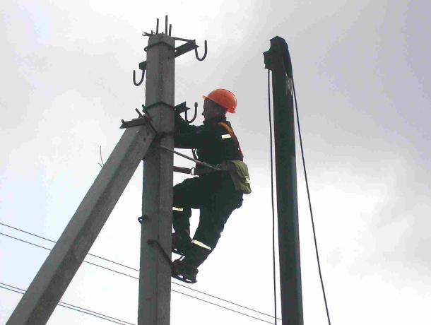 Рабочая неделя в Новочеркасске начнется с отключения электричества