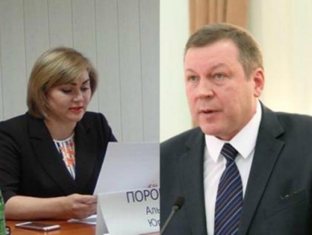 Заместитель Игоря Зюзина в Зверево дала показания на своего бывшего руководителя