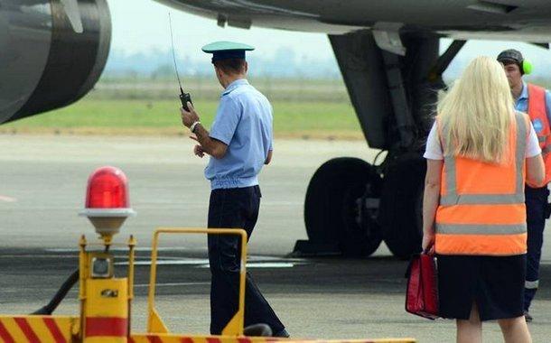 В аэропорту около Новочеркасска сняли с рейса пьяную москвичку