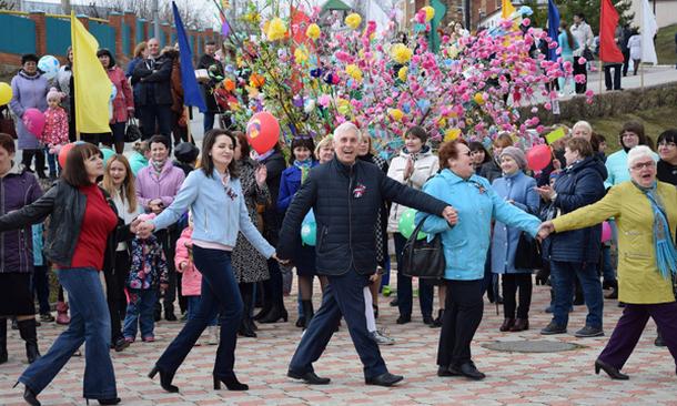Праздник Весны и Труда в Новочеркасске отметят концертами