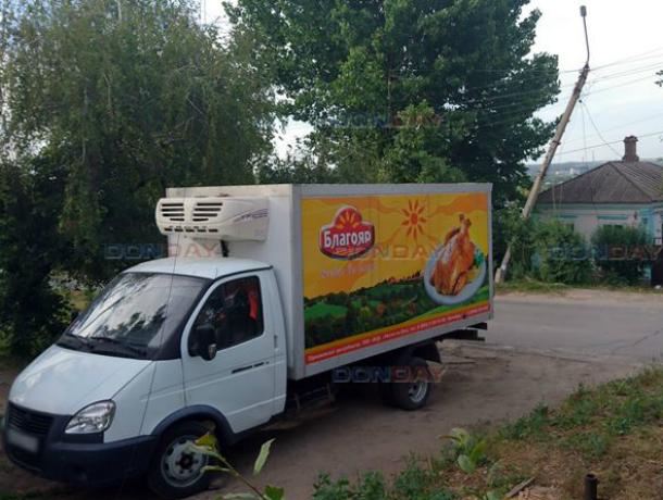 Возомнившая себя «Кристиной», «Газель» без водителя оставила без света несколько домов в Новочеркасске