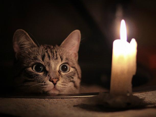 15 августа в Новочеркасске снова отключат свет