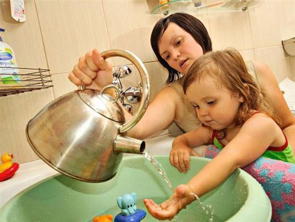 В Новочеркасске начались плановые отключения горячей воды